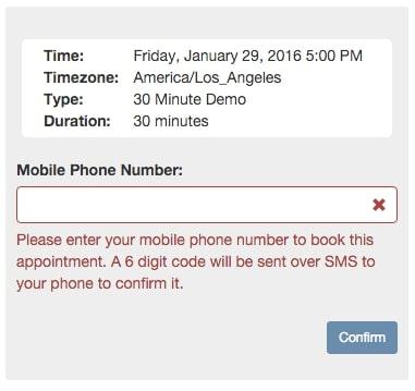 apptoto confirm mobile