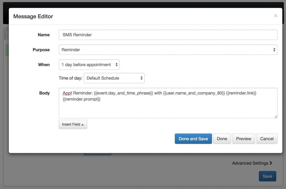 apptoto message editor