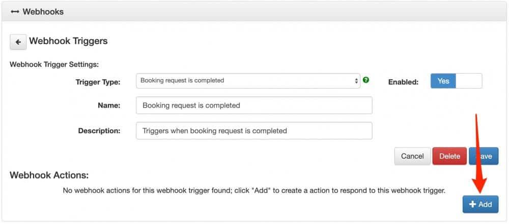 apptoto webhook add action