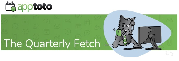 Apptoto Quarterly Fetch