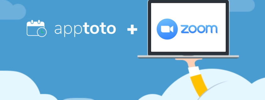 Apptoto and Zoom integration